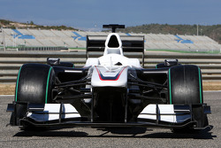 The new BMW Sauber C29