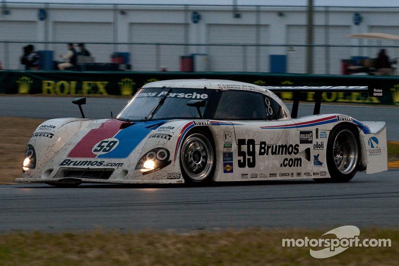 #59 Brumos Racing Porsche Riley: David Donohue, Hurley Haywood, Darren Law, Butch Leitzinger, Raphael Matos