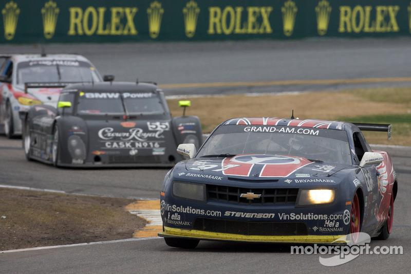 #97 Stevenson Motorsports Camaro GT.R: Matt Bell, Mike Borkowski, Brady Refenning, Gunter Schaldach