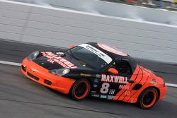 #8 Maxwell Paper Racing Boxster: Scott Schroeder, Ross Smith