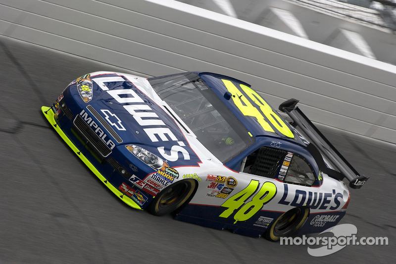 Jimmie Johnson, Hendrick Motorsports Chevrolet