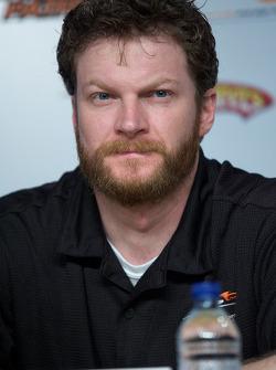 JR Motorsports press conference: Dale Earnhardt Jr.