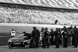 Robby Gordon, Robby Gordon Motorsports Toyota in kwalificaties