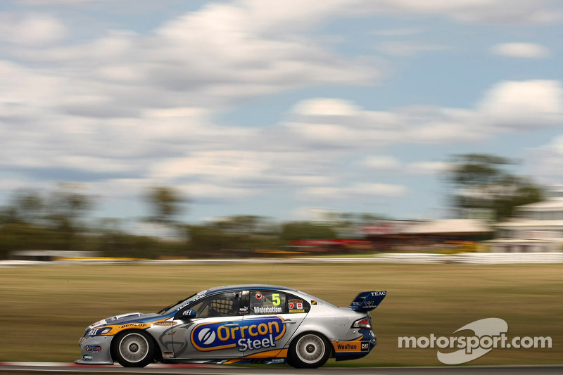 #5 Ford Performance Racing: Mark Winterbottom