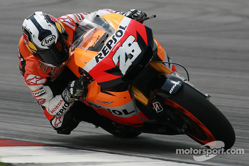 Dani Pedrosa de Repsol Honda Team