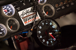 Instrument panel on the car of Jamie McMurray, Earnhardt Ganassi Racing Chevrolet