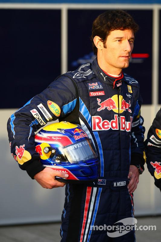 Mark Webber, Red Bull Racing en Sebastian Vettel, Red Bull Racing