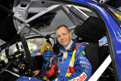 Mikko Hirvonen en Jarmo Lehtinen, Ford Focus RS WRC08, BP Ford Abu Dhabi World Rally Team