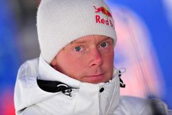 Patrik Sandell, Skoda Fabia S2000, Red Bull Rallye Team
