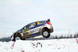 Andreas Mikkelsen Ola Floene, Ford Fiesta S2000