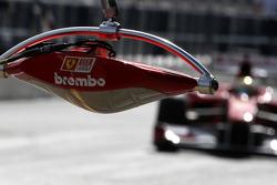 Ferrari pitstop lights