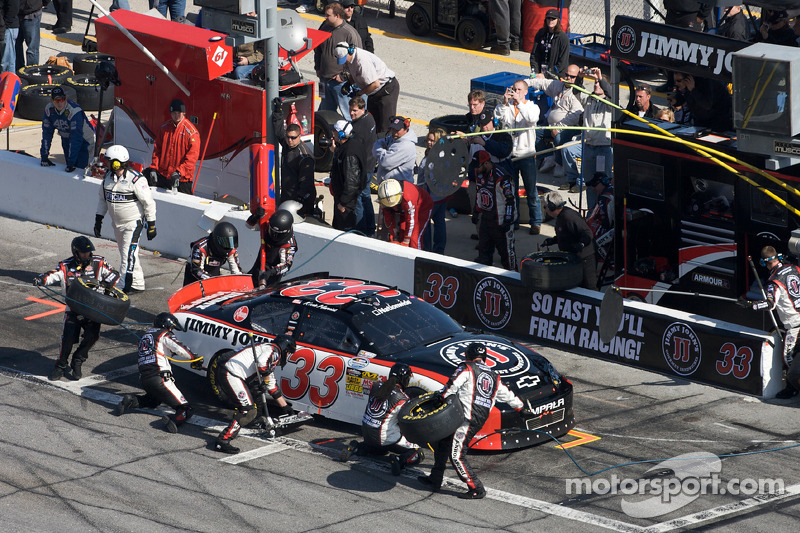 Pitstop Kevin Harvick