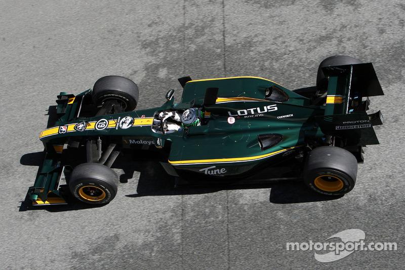 Lotus Racing/Team Lotus/Caterham (2010-2014)