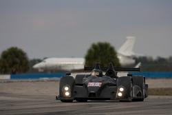 #55 Level 5 Motorsports Oreca FLM09: Scott Tucker, Christophe Bouchut