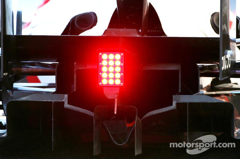 Williams F1 Team, diffuser