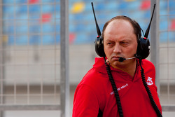 Frederic Vasseur, ART Grand Prix team principal