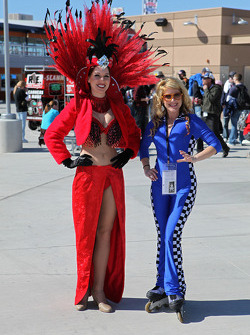 Charming showgirls