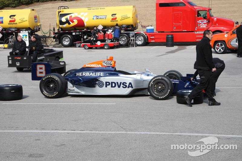 Auto van Ernesto Viso, KV Racing Technology