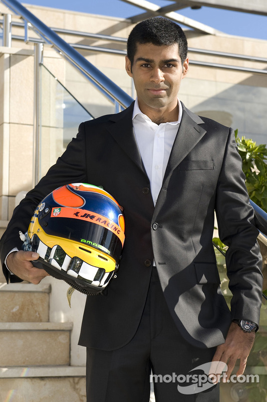 Karun Chandhok, coureur