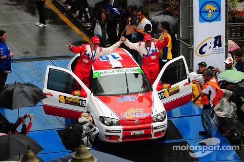 IRC: Rallye Curitiba