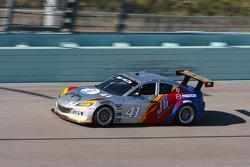 #41 Dempsey Racing Mazda RX-8: James Gue, Leh Keen