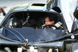 Mosler MT900 GT3 of Tony Quinn crashes during qualifying