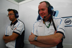 General Manager of Cosworth's F1 Business Unit Mark Gallagher