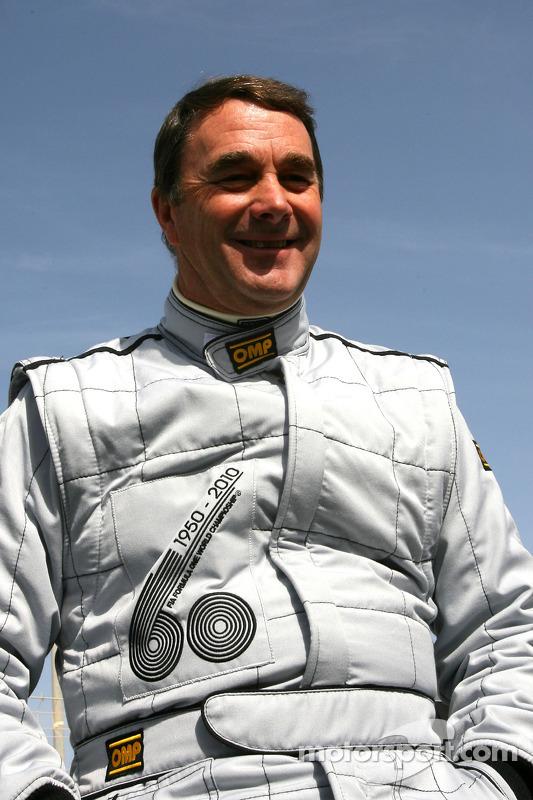Nigel Mansell, 1992 F1 wereldkampioen