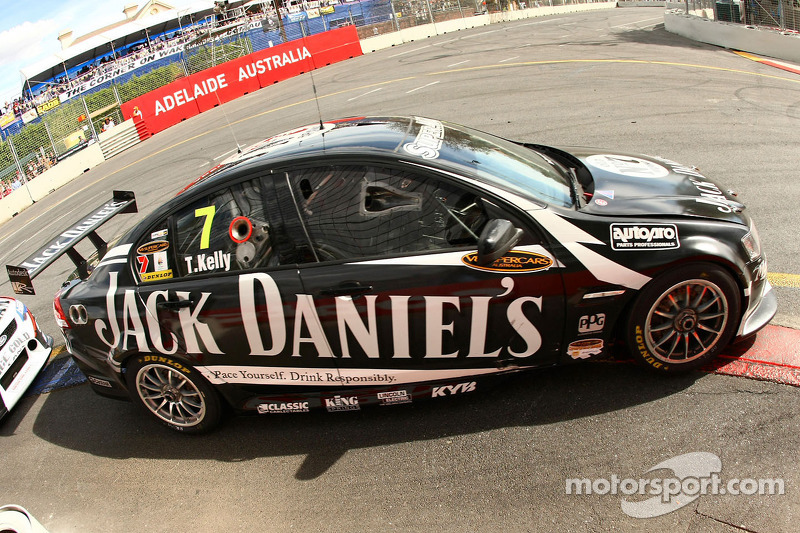 #7 Jack Daniel's Racing: Todd Kelly