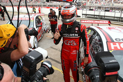 Garth Teter takes pole for course 2 of the Clipsal 500