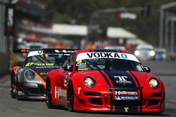 #9 Hallmarc, Porsche GT3 997 Cup S: Marc Cini
