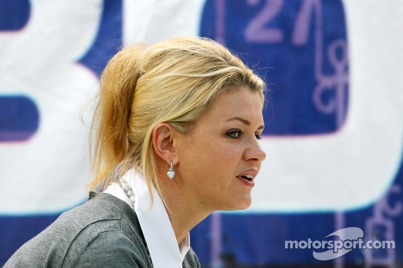 Corina Schumacher, Corinna, vrouw van Michael Schumacher