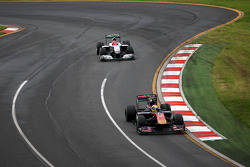 Jaime Alguersuari, Scuderia Toro Rosso, Michael Schumacher, Mercedes GP