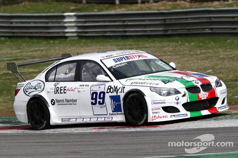 BMW 550i (e60)