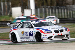 #03 Team BMW Italia BMW M3 Coupé (e92): Thomas Biagi
