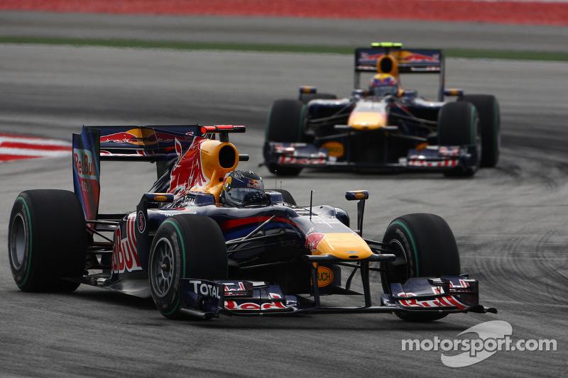 2010 - Себастьян Феттель, Red Bull