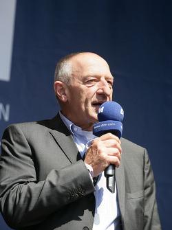 Dr. Thomas Betzler, président de ITR
