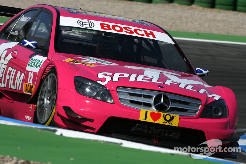 Susie Stoddart, Persson Motorsport, AMG Mercedes C-Klasse