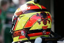 Helmet of Russell Ingall