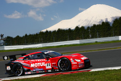 #23 Motul Autech GT-R: Motul Autech GT-R: Сатоши Матояма, Бенуа Трелуйе