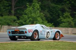 №10 Ford GT40 1969: Джеймс Каллен