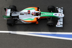 Paul di Resta, testrijder, Force India F1 Team, VJM03