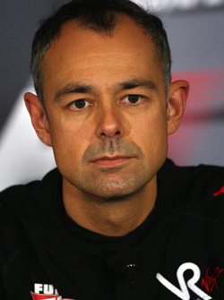 Nick Wirth, Technical Director, Virgin Racing