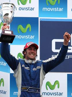 Podium: second place Giacomo Ricci