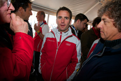 Audi meet the drivers event: Romain Dumas