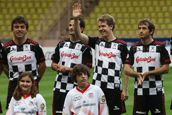 Vitantonio Liuzzi, Force India F1 Team, Sebastian Vettel, Red Bull Racing, Jarno Trulli, Lotus F1 Team