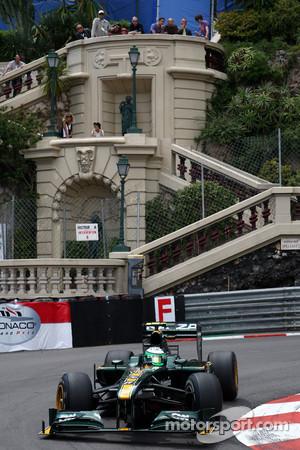 Kovalainen wants DRS ban for Monaco