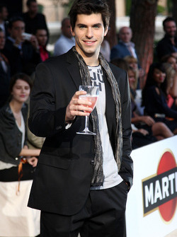Jaime Alguersuari, Scuderia Toro Rosso, Amber Lounge Fashion Show