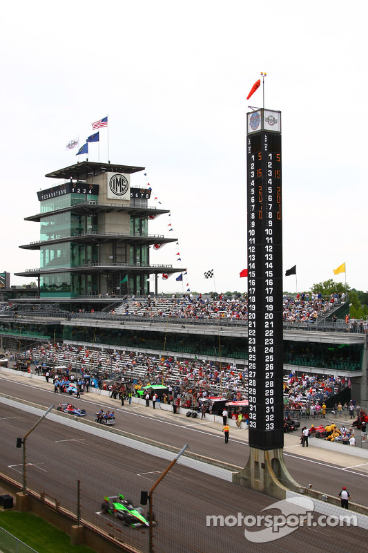 Indianapolis Motor Speedway overall
