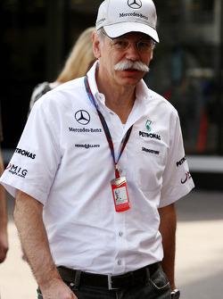 Dr. Dieter Zetsche, Chairman van Daimler